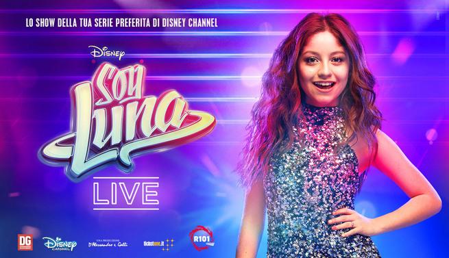 Soy Luna Live: Il Concerto arriva in Italia nel 2018, Dove, Quando e Biglietti!